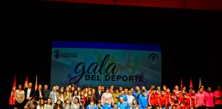 Gala del Deporte Local Torrejón 2018